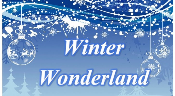 Winter Wonderland Dance- Middle School Students (6-8th)