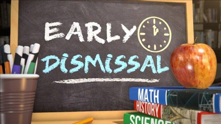 Minimum Day Wednesday Schedule- K-8th Grade