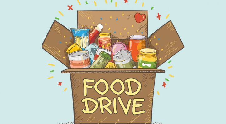 Last day for Families Forward Food Drive