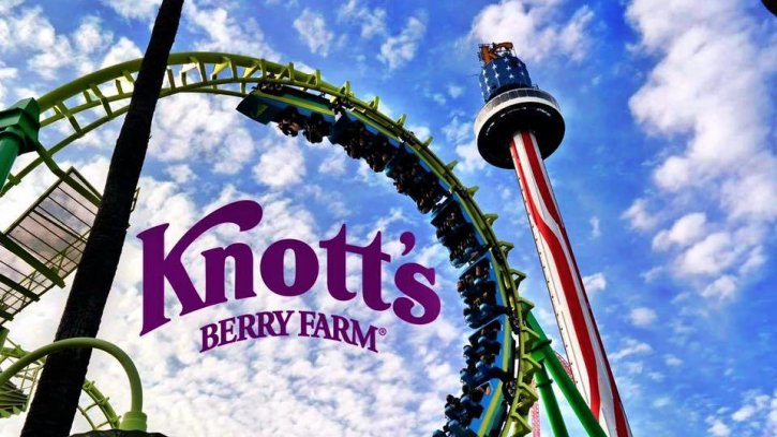 8th Grade Knott's Berry Farm Field Trip