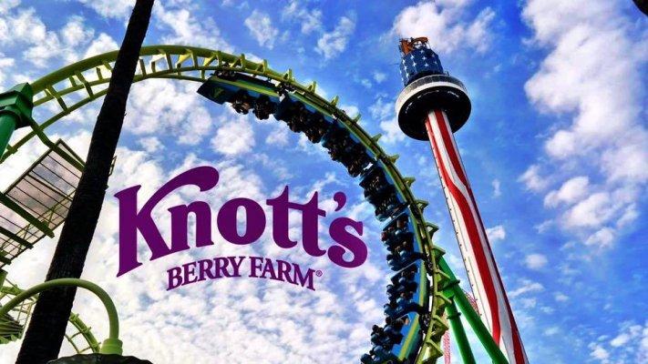 Knott's Berry Farm- 8th Grade