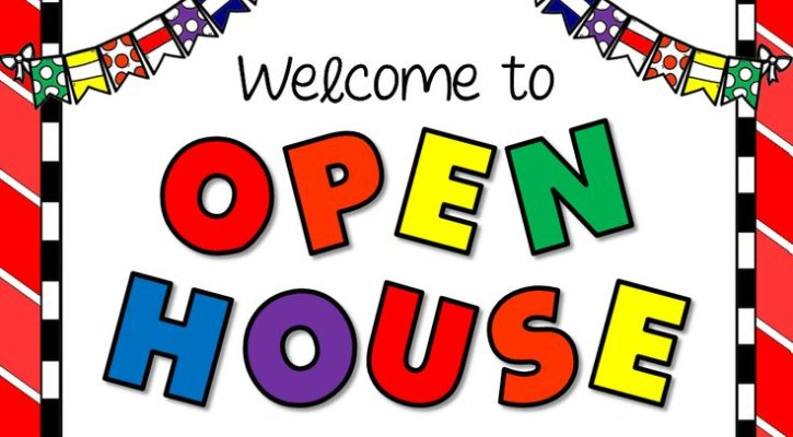 Elementary Students Open House