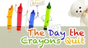 Crayons Quit Play- 2nd grade