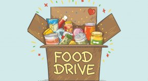 Families Forward Food Drive