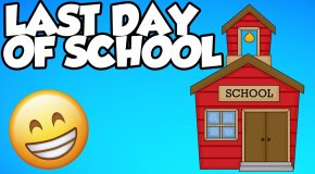 K-5th and 8th- Last day of school